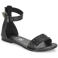 Čevlji  Ženske Sandali & Odprti čevlji Les Petites Bombes BRANKA Črna