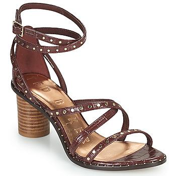 Čevlji  Ženske Sandali & Odprti čevlji Ted Baker KATHAR Kostanjeva