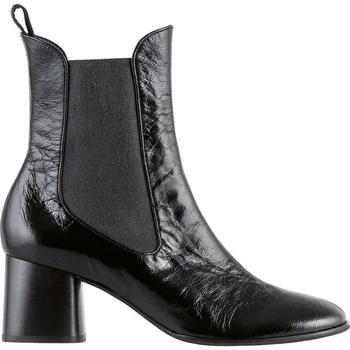 Čevlji  Ženske Gležnjarji Högl Carnaby Schwarz Black