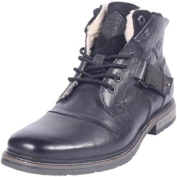 Čevlji  Moški Škornji za sneg Bugatti Vandal Ii Black
