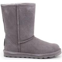Čevlji  Ženske Škornji za sneg Bearpaw Elle Short Siva