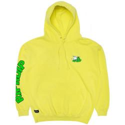 Oblačila Moški Puloverji Ripndip Teenage mutant hoodie Zelena