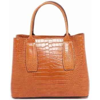 Torbice Ženske Ročne torbice Maison Heritage LEXI CAMEL