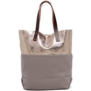 Torbice Ženske Ročne torbice Maison Heritage ALON gris