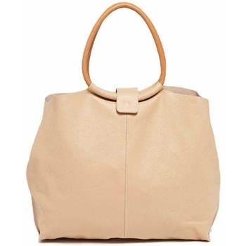 Torbice Ženske Ročne torbice Victor & Hugo LILA beige