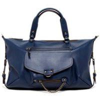 Torbice Ženske Ročne torbice Abaco Paris ODELIA bleu
