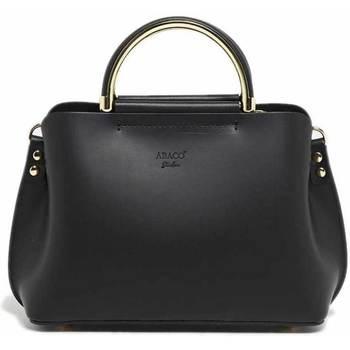 Torbice Ženske Ročne torbice Abaco Studio PAM noir