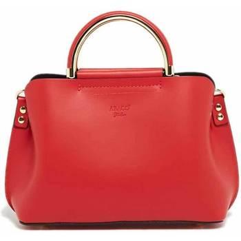 Torbice Ženske Ročne torbice Abaco Studio PAM rouge