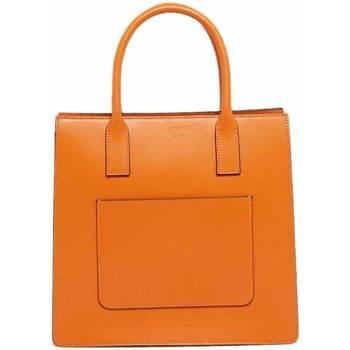 Torbice Ženske Ročne torbice Abaco Studio LOU orange