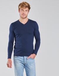 Oblačila Moški Puloverji BOTD OOMAN Modra