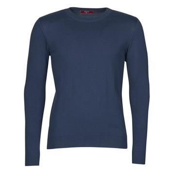 Oblačila Moški Puloverji BOTD OLDMAN Modra