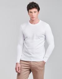 Oblačila Moški Puloverji BOTD OLDMAN Bela