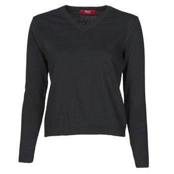 Oblačila Ženske Puloverji BOTD OWOXOL Črna