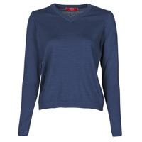 Oblačila Ženske Puloverji BOTD OWOXOL Modra