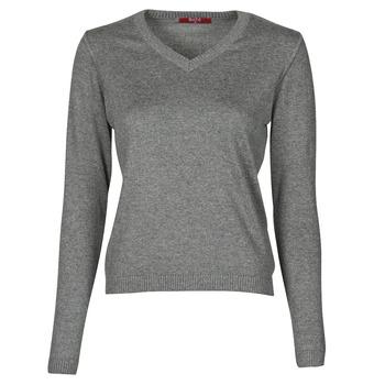 Oblačila Ženske Puloverji BOTD OWOXOL Siva