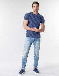 Oblačila Moški Jeans straight Replay WIKKBI SUPER / Svetla / Modrá