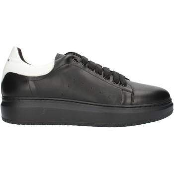Čevlji  Moški Nizke superge Exton 955PE2020 Black
