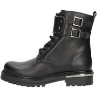 Čevlji  Deklice Polškornji NeroGiardini I031740F Black
