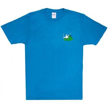 Oblačila Moški Majice s kratkimi rokavi Ripndip Teenage mutant tee Modra