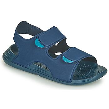 Čevlji  Dečki Sandali & Odprti čevlji adidas Performance SWIM SANDAL C Modra