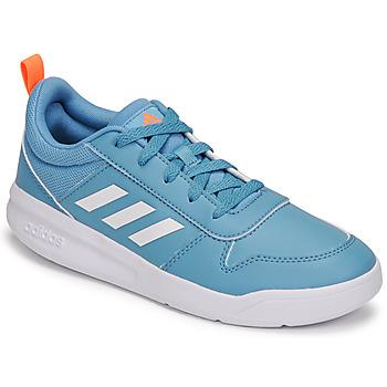 Čevlji  Otroci Nizke superge adidas Performance TENSAUR K Modra