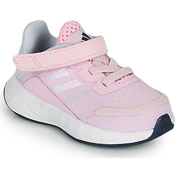 Čevlji  Deklice Nizke superge adidas Performance DURAMO SL I Rožnata