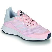 Čevlji  Deklice Nizke superge adidas Performance DURAMO SL K Rožnata