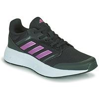Čevlji  Ženske Tek & Trail adidas Performance GALAXY 5 Črna / Rožnata