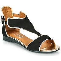 Čevlji  Ženske Sandali & Odprti čevlji Myma POLIBO Črna