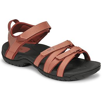 Čevlji  Ženske Sandali & Odprti čevlji Teva TIRRA Koralna