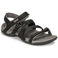 Čevlji  Ženske Sandali & Odprti čevlji Teva ASCONA SPORT WEB Črna