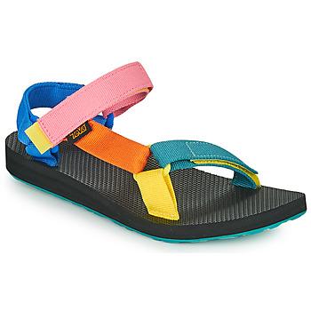 Čevlji  Ženske Sandali & Odprti čevlji Teva ORIGINAL UNIVERSAL Večbarvna