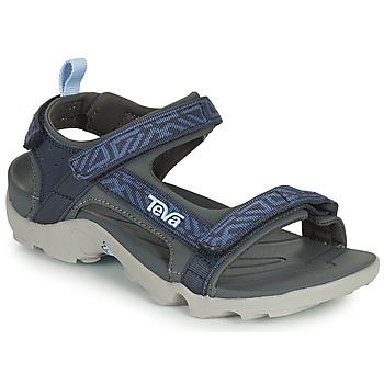 Čevlji  Dečki Sandali & Odprti čevlji Teva TANZA Modra