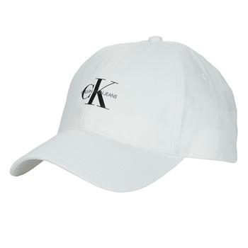Tekstilni dodatki Kape s šiltom Calvin Klein Jeans CAP 2990 Bela