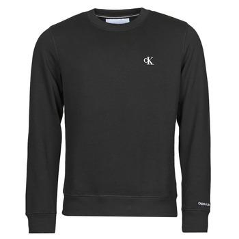 Oblačila Moški Puloverji Calvin Klein Jeans J30J314536-BAE Črna