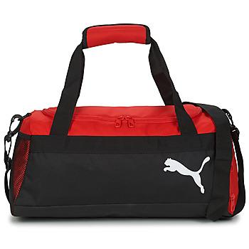 Torbice Športne torbe Puma TEAMGOAL 23 TEAMBAG S Rdeča / Črna