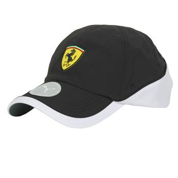 Tekstilni dodatki Kape s šiltom Puma FERRARI SPTWR BB CAP Črna