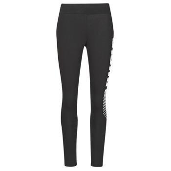 Oblačila Ženske Pajkice Puma ESS+ GRAPHIC LEGGING Črna