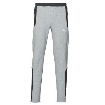 Oblačila Moški Spodnji deli trenirke  Puma Evostripe Pant Siva / Črna
