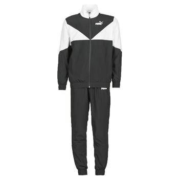 Oblačila Moški Trenirka komplet Puma Woven Suit CL Črna / Bela