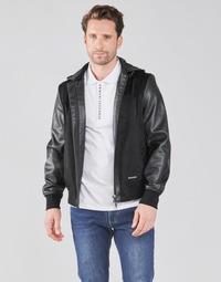 Oblačila Moški Jakne Armani Exchange 3KZB03-ZE1AZ Črna