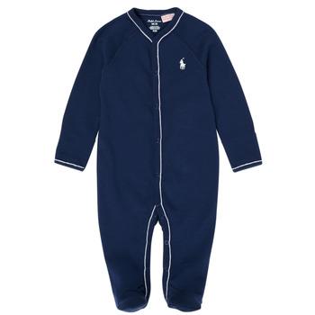 Oblačila Dečki Pižame & Spalne srajce Polo Ralph Lauren LOLLA Modra
