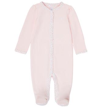 Oblačila Deklice Pižame & Spalne srajce Polo Ralph Lauren PAULA Rožnata