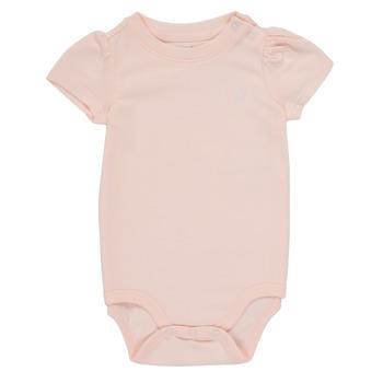 Oblačila Deklice Pižame & Spalne srajce Polo Ralph Lauren POLINE Rožnata