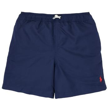 Oblačila Dečki Kopalke / Kopalne hlače Polo Ralph Lauren SOLAL Modra