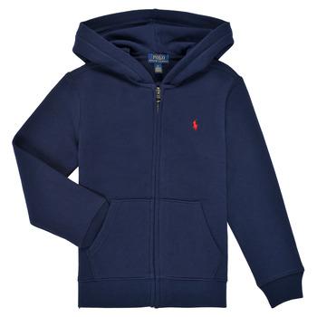 Oblačila Dečki Puloverji Polo Ralph Lauren SIDOINE Modra
