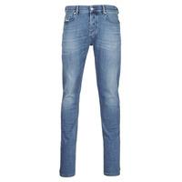 Oblačila Moški Kavbojke slim Diesel D-LUSTER Modra / Svetla