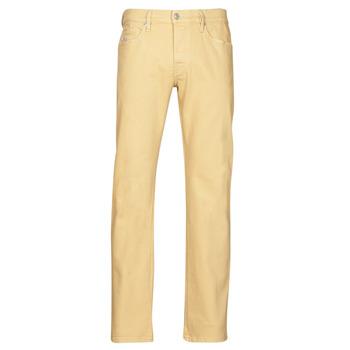 Oblačila Moški Jeans straight Diesel D-MITHRY Bež