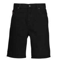 Oblačila Moški Kratke hlače & Bermuda Diesel A02648-0HBAG-02 Črna