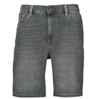 Oblačila Moški Kratke hlače & Bermuda Diesel A02648-0JAXI-02 Siva